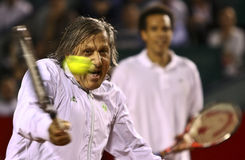 BRD Nastase Tiriac Trophy Charity Match Stock Photography