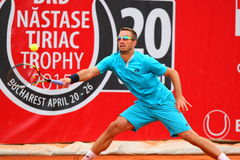 BRD Nastase Tiriac Trophy Open GIMENO-TRAVER -Viktor TROICKI Stock Photo