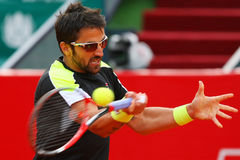 BRD Nastase Tiriac Trophy Open Janko TIPSAREVIC- Thomas FABBIANO Stock Photography