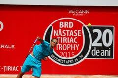 BRD Nastase Tiriac Trophy Open GIMENO-TRAVER -Viktor TROICKI Stock Photos