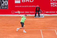 BRD Nastase Tiriac Trophy 2015 - Qualification Stock Images