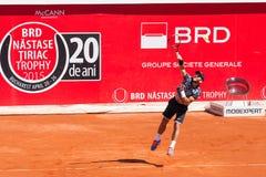 BRD Nastase Tiriac Trophy 2015 - Qualification Stock Photos