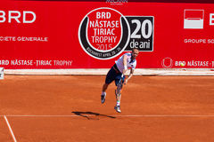 BRD Nastase Tiriac Trophy 2015 - Qualification Royalty Free Stock Photography