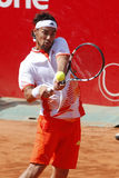 BRD Open 2012 Final : Gilles Simon- Fabio Fognini Royalty Free Stock Photo