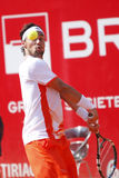 BRD Open 2012 Final : Gilles Simon- Fabio Fognini Stock Photos