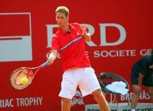 BRD Open Final P. Andujar vs. F. Mayer Royalty Free Stock Photo