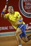 BRD Open:Frederico GIL (POR) - Jeremy CHARDY (FRA) Stock Photos