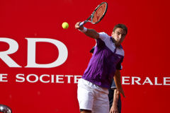 BRD Open : Joao SOUZA (BRA) vs Tommy ROBREDO (ESP) Stock Photography