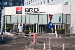 BRD romanian headquarters Royalty Free Stock Photo