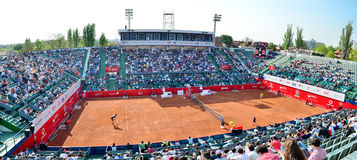 BRD Tiriac Nastase Trophy 2013(1) Royalty Free Stock Photos