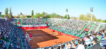 BRD Tiriac Nastase Trophy 2013(1) Royalty Free Stock Photo