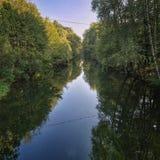 Brda Canal Royalty Free Stock Photo