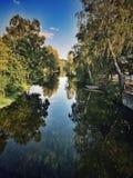 Brda Canal Royalty Free Stock Photos
