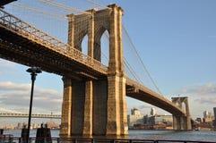 brdige Brooklyn Obraz Royalty Free
