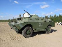 BRDM-2 免版税库存图片
