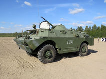 BRDM-2 Royalty Free Stock Images