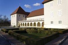 Brdo near Kranj castle, Slovenia Stock Images