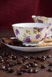 Breack del café Imágenes de archivo libres de regalías