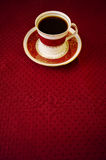 Breack royal de café Image libre de droits