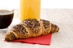 Breackfast time Royalty Free Stock Photo