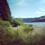 Breacon baliza verano Imagenes de archivo