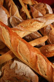 Bread 1. Close up of different kinds of breads royalty free stock image