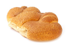 Bread. Arranged on table close up Royalty Free Stock Photo