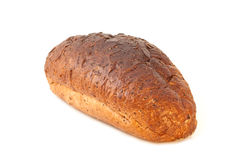Bread. Arranged on table close up Stock Photos