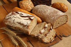 Bread. Royalty Free Stock Photography