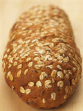 Bread. Close up of a loaf of bread Royalty Free Stock Photos