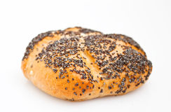 Bread. A little bread with seeds on it Stock Photo