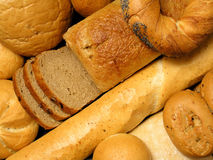 Bread. Background Royalty Free Stock Photo