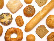 Bread. Background Stock Photography