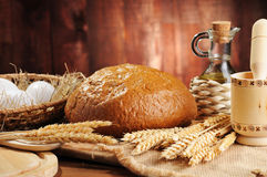 The Bread Royalty Free Stock Photo