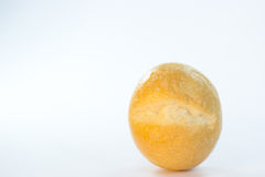 Bread. With white background Stock Photography