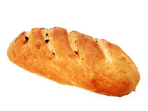 Bread. On white background. See my other images of  and food Stock Photo