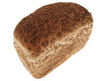 Bread. On white background. See my other images of  and food Stock Image