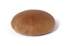 Bread. Isolated Ukrainian rye-bread Stock Images