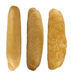 Bread. Some bread with  different  flour Royalty Free Stock Photo