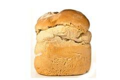 Bread. Home made Bread over white stock photos