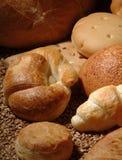 Bread. Assorted bread still life royalty free stock image