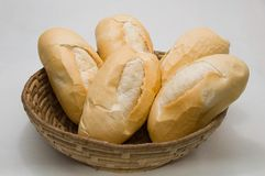 Bread. French bread royalty free stock image