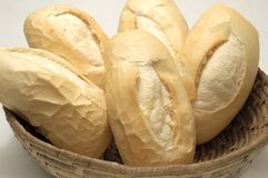 Bread. French bread royalty free stock images