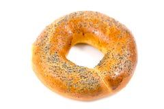 Bread. Russian boublik - bread of the circular shape Stock Photography