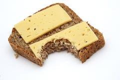 Bread&Cheese Royalty-vrije Stock Afbeeldingen