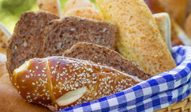 Bread And Other Pastry Stock Images