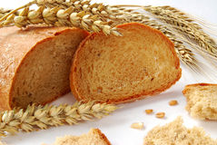 Free Bread And Wheat Stock Photo - 2879220