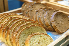 Bread Arrange Royalty Free Stock Photography
