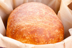 Bread artisanal style slow rise Royalty Free Stock Images