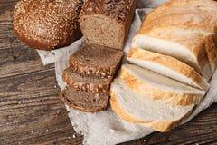 Bread assortment Stock Photo